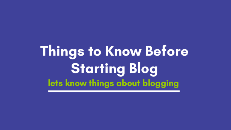 Important Benefits of blogging for business